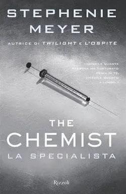 The chemist – La specialista di Stephenie Meyer