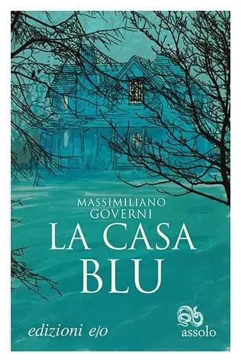 Recensione di La casa blu di Massimiliano Governi