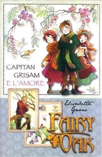 Recensione di Capitan Grisam e l'Amore di Elisabetta Gnone