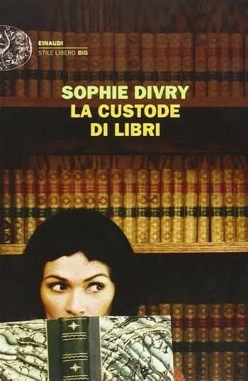 la-custode-di-libri Recensione di La custode di libri di Sophy Divry Recensioni libri