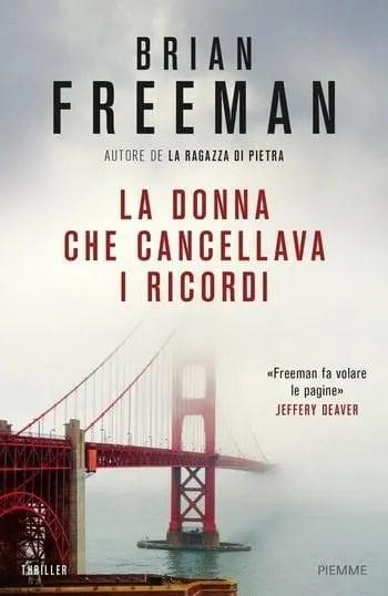 Recensione di La donna che cancellava i ricordi di Brian Freeman
