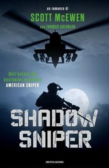 Shadow Sniper di Scott McEwen e Thomas Koloniar