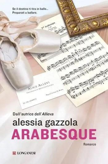 Arabesque di Alessia Gazzola
