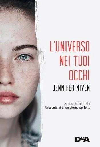 Recensione di L'universo nei tuoi occhi di Jennifer Niven