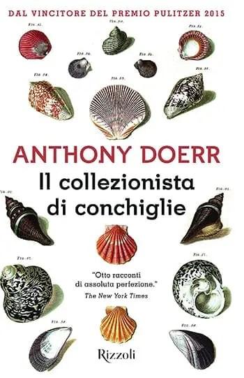 Recensione di Il collezionista di conchiglie di Anthony Doerr