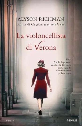 La violoncellista di Verona di Alyson Richman