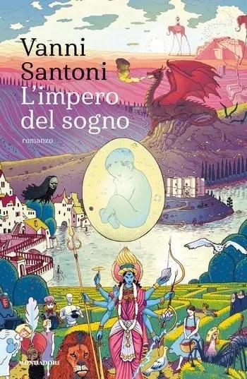 L'impero del sogno di Vanni Santoni