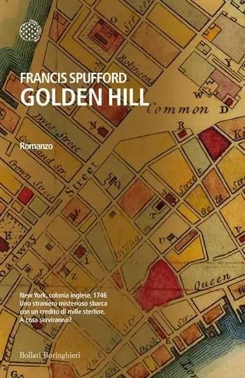 Golden Hill di Francis Spufford
