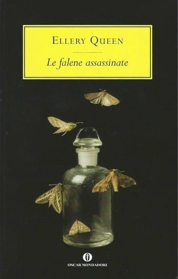 Le falene assassinate by Ellery Queen