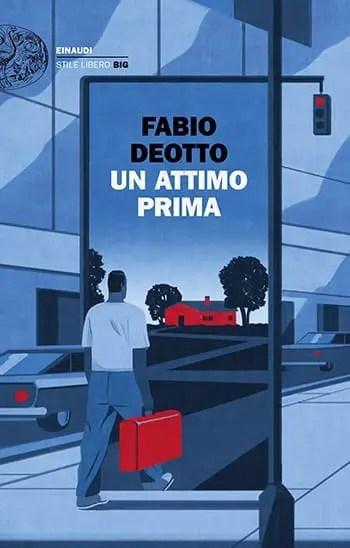 81LJ1slqaSL Recensione di Un attimo prima di Fabio Deotto Recensioni libri
