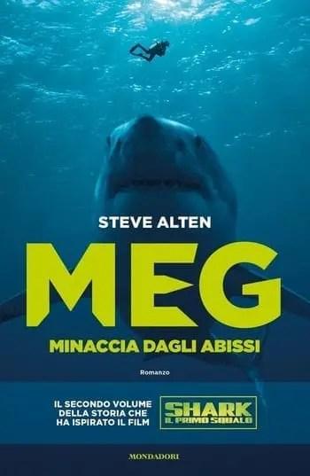 MEG Minaccia dagli abissi di Steve Alten