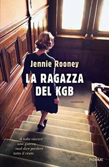 La-ragazza-del-KGB-COVER La ragazza del KGB di Jennie Rooney Anteprime