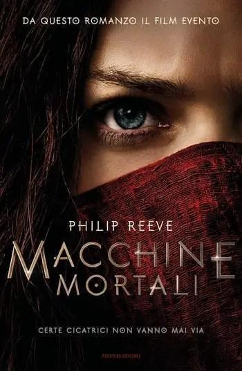 Macchine-mortali-cover Macchine mortali di Philip Reeve Anteprime Spazio giovane