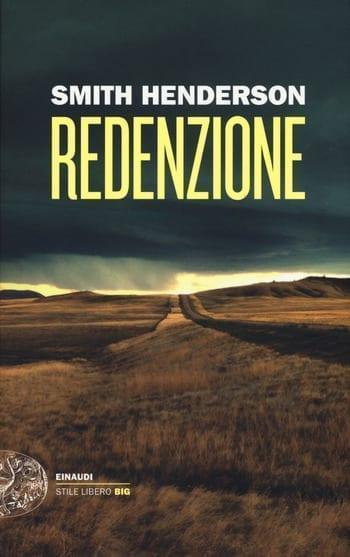 Redenzione-cover Recensione di Redenzione di Smith Henderson Recensioni libri