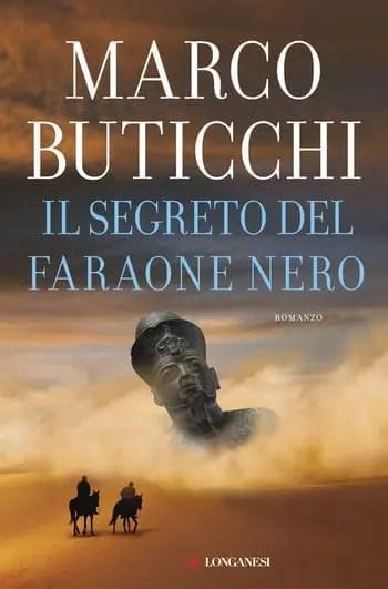 Il-segreto-del-Faraone-Nero-cover Recensione di Il segreto del Faraone Nero di Marco Buticchi Recensioni libri