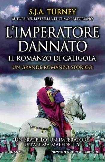 Limperatore-dannato-cover L'imperatore dannato di S.J.A. Turney Anteprime