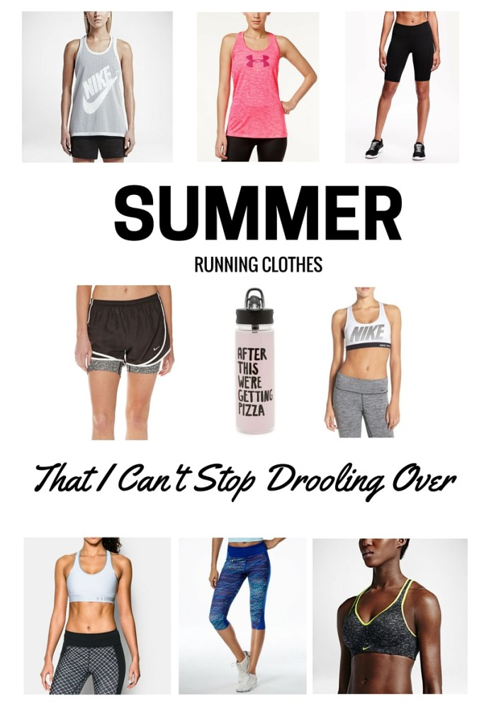 Summer Running Clothes