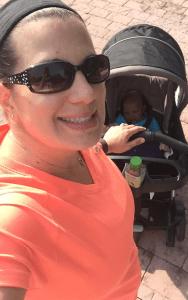 Stroller Selfie