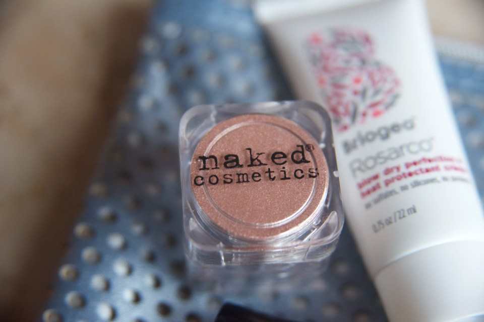 Ipsy Glam Bag - Naked Cosmetics