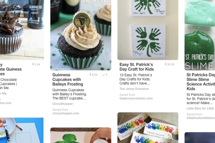 Saint Patrick's Day Pinterest Roundup
