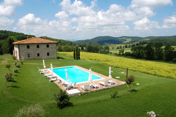 Casale in Chianti con piscina  Villa Toscana BLOG