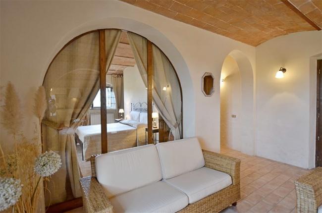 Foto villa in Toscana APPARTAMENTO ALABASTRO  Villa Toscana BLOG