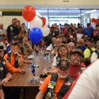 Legacy Run orientation at the Kansas Soldier's Home in Fort Dodge, Kansas on Friday, August 11, 2017. Photo by Clay Lomneth / The American Legion.