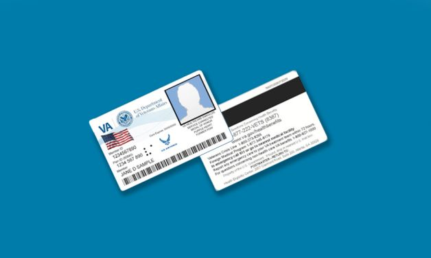 VA issues new ID cards