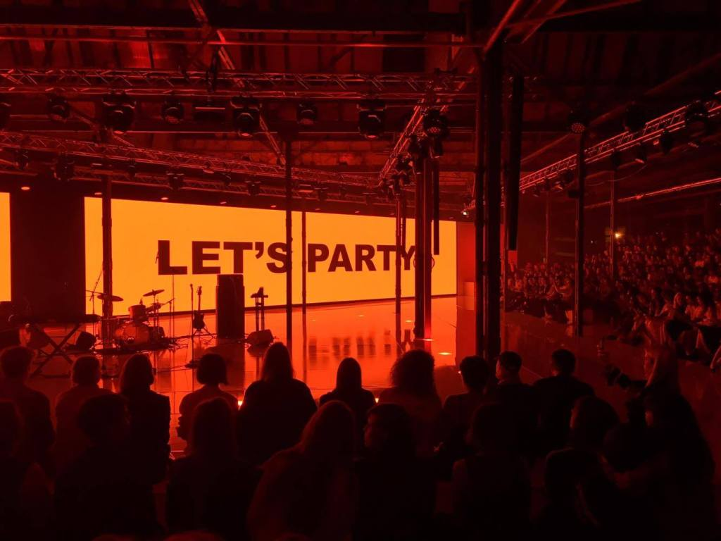 Zalando Bread & Butter After Party