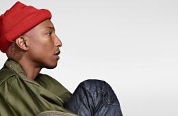 Pharrell Williams GStar Raw