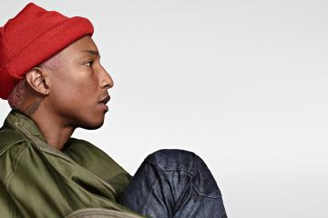 Pharrell Williams GStar Raw