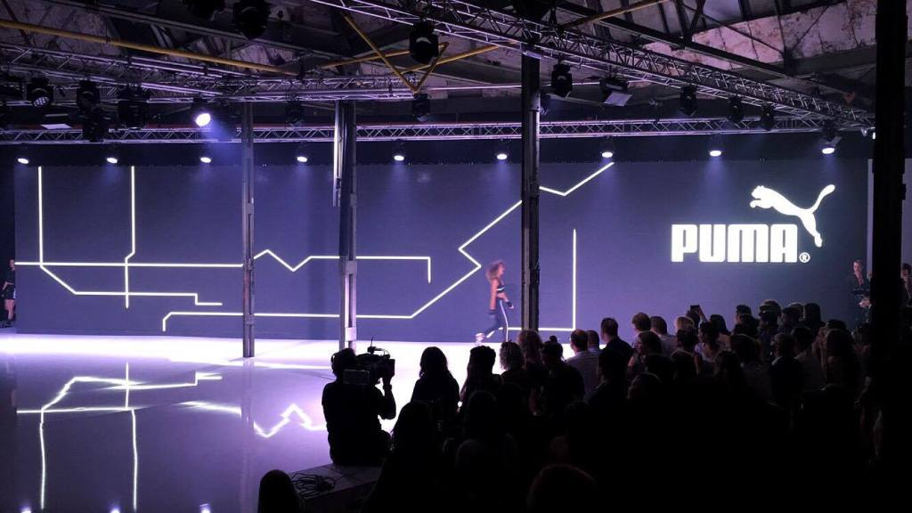 Puma Fashion Show 2016 Bread & Butter