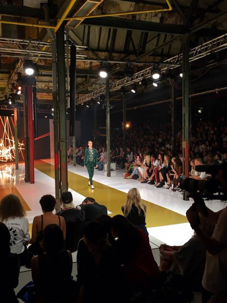 Zalando Fashion Show 2016 Bread & Butter
