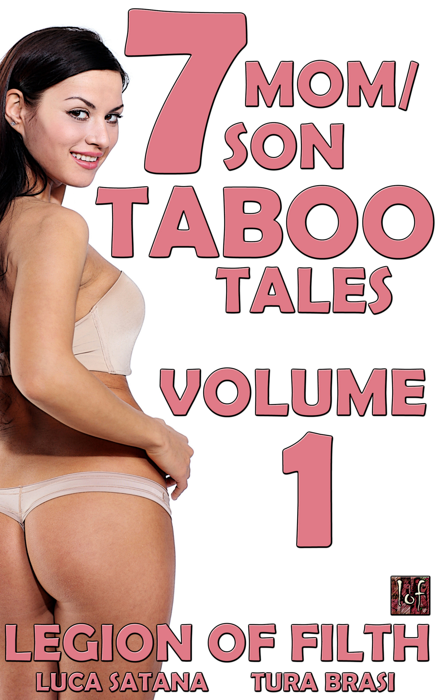 LOF New Release: 7 Mom/Son Taboo Tales (Volume 1)