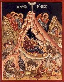 Third Joyfull Mystery of the Rosary - Nativity