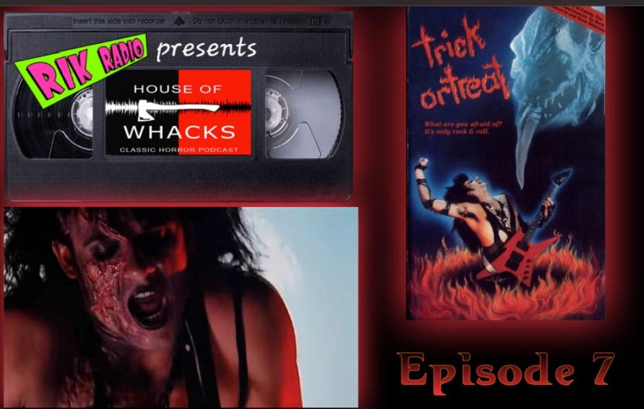 Rik Radio: House OF Whacks: Episode 7: Trick Or Treat 1986