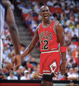 When Michael Jordan Wore Jersey 12 Legion Report