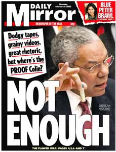 Image result for colin powell anthrax unsc meeting