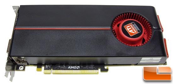 ATI Radeon HD 5870 Video Card Front