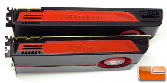 ATI Radeon HD 5850 Video Card 6-pin PCIe Power Connectors