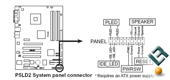 computer hard drive wiring diagram