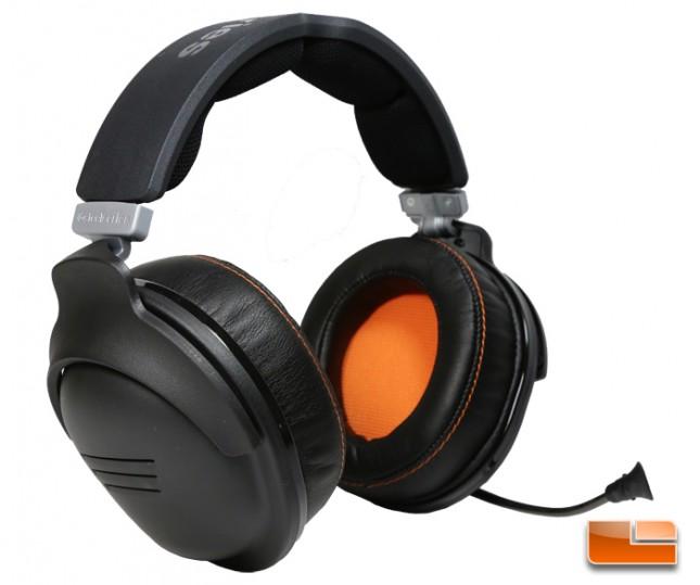 SteelSeries 9H Gaming Headset Review Legit ReviewsSteelSeries 9H Gaming Headset