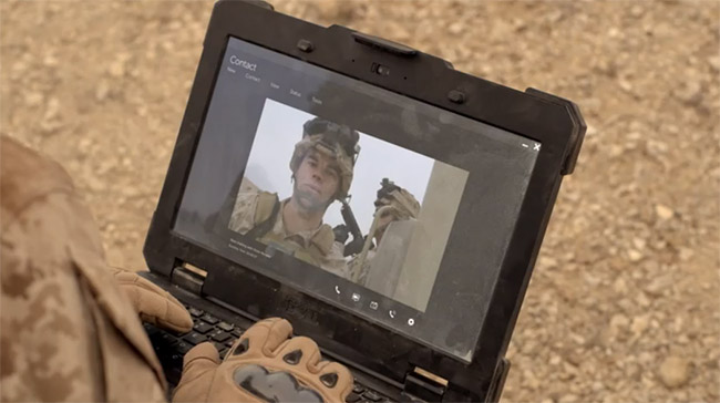 Dell Latitude Rugged Extreme Laptops Toughness Shown