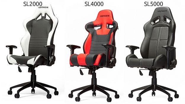 gaming chair review rocking lawn folding vertagear racing series s line sl2000 legit