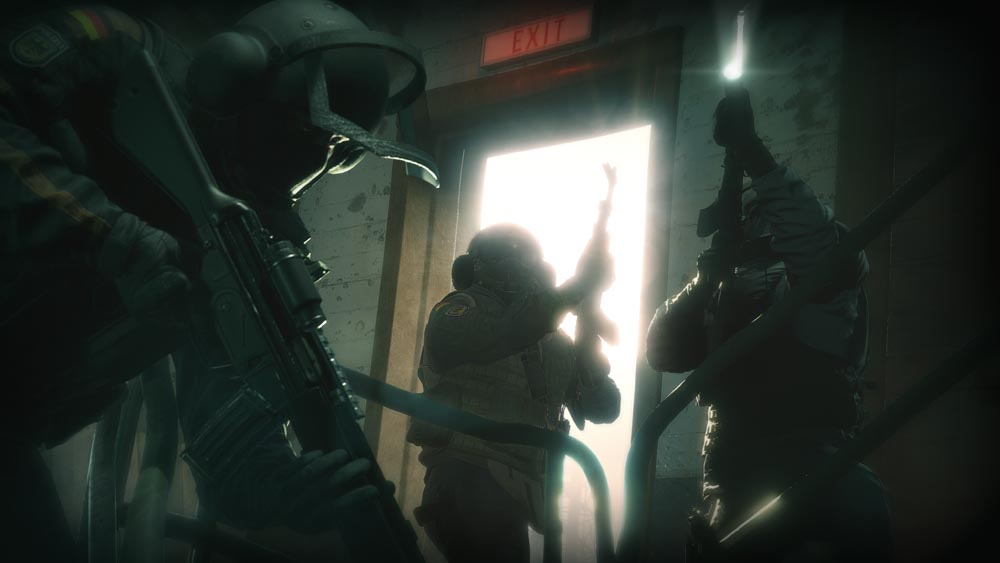 New Features for Tom Clancys Rainbow Six Siege Revealed