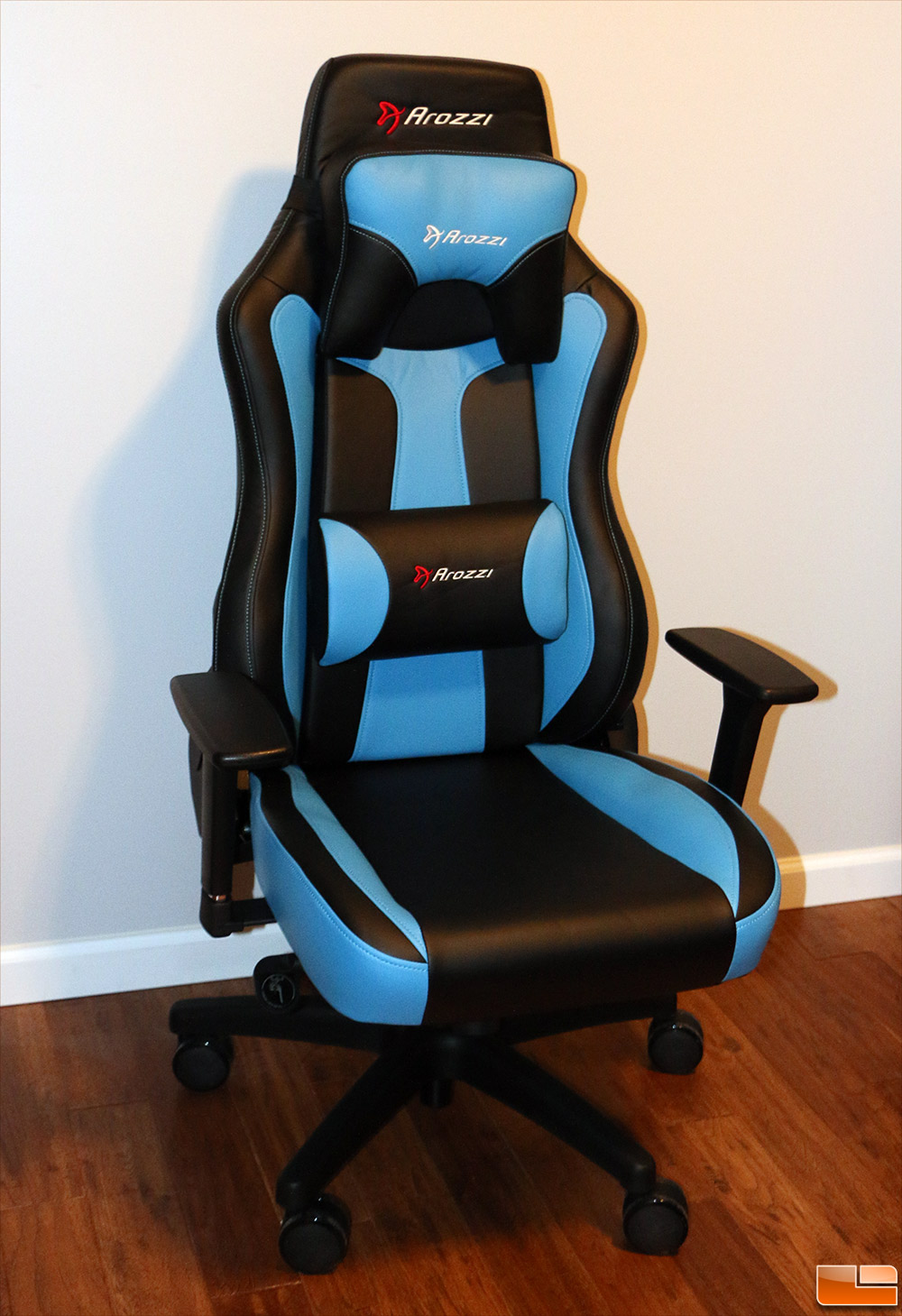 Arozzi Vernazza Series Gaming Chair Review  Legit Reviews