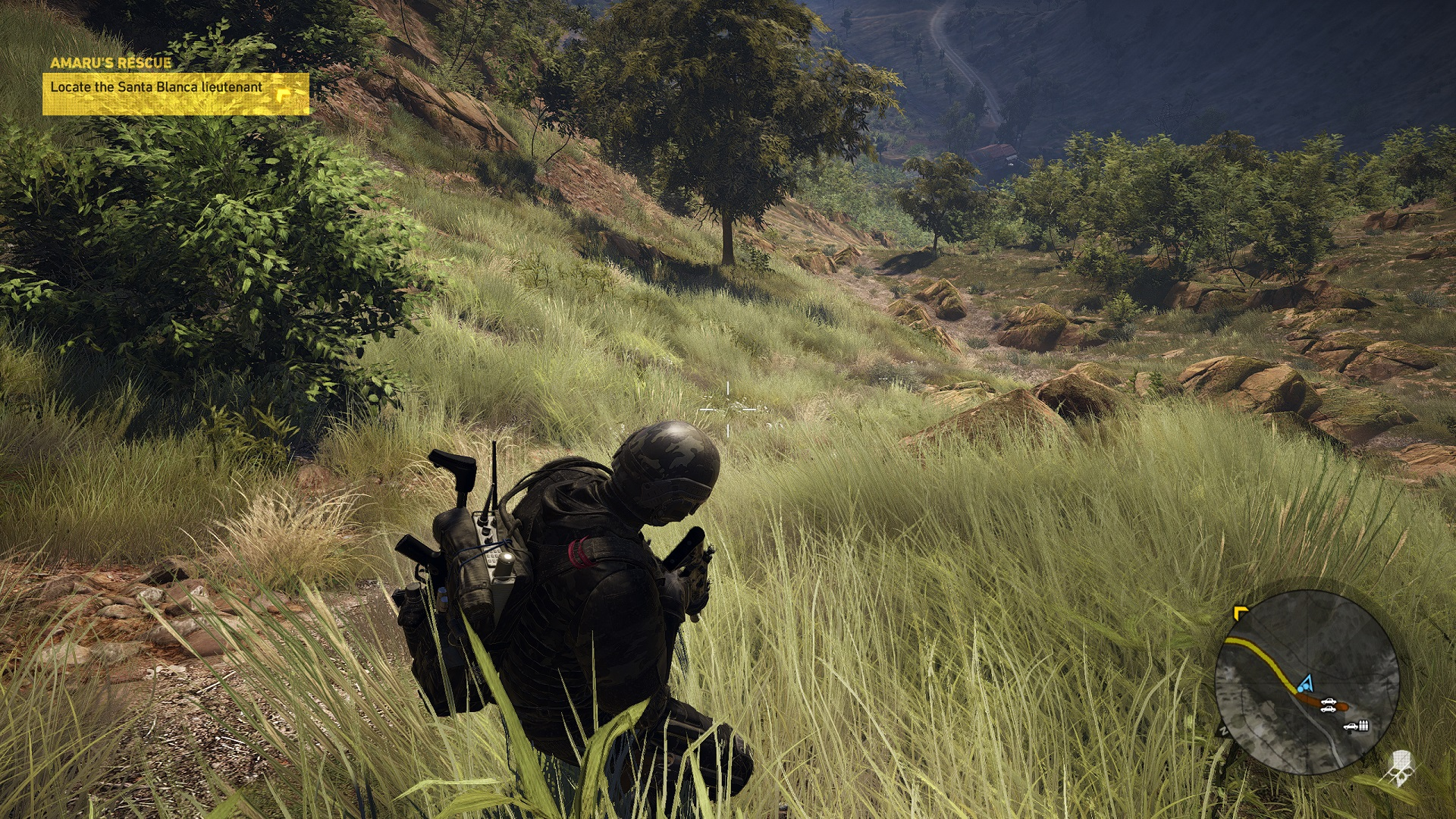 A Look At NVIDIA Turf Effects In Tom Clancys Ghost Recon Wildlands Legit ReviewsNVIDIA Turf