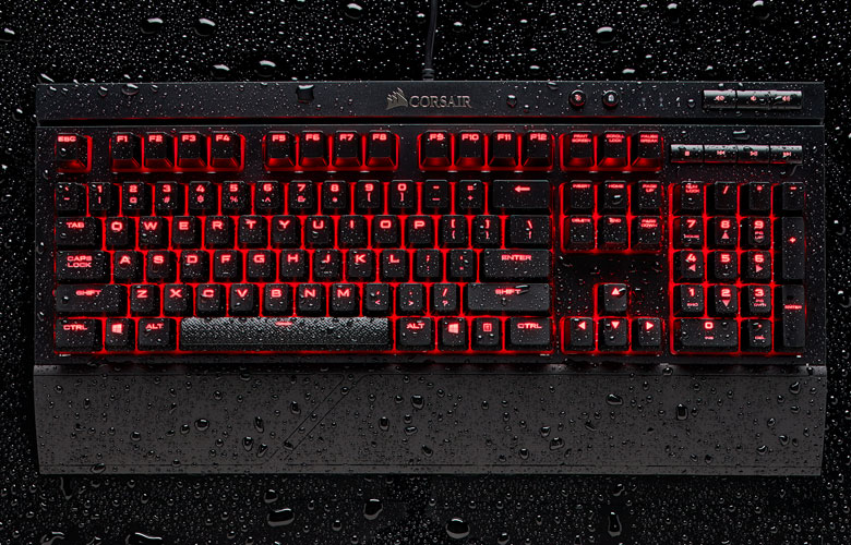 Corsair K68 Dust And Spill Resistant Gaming Keyboard Legit Reviews