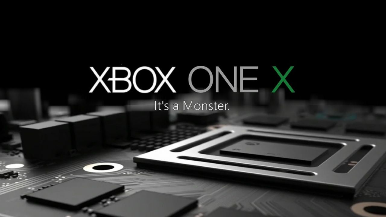 Microsoft Unleashes XBOX ONE X at E3 2017  Legit ReviewsXBOX ONE X Debuts at E3 2017