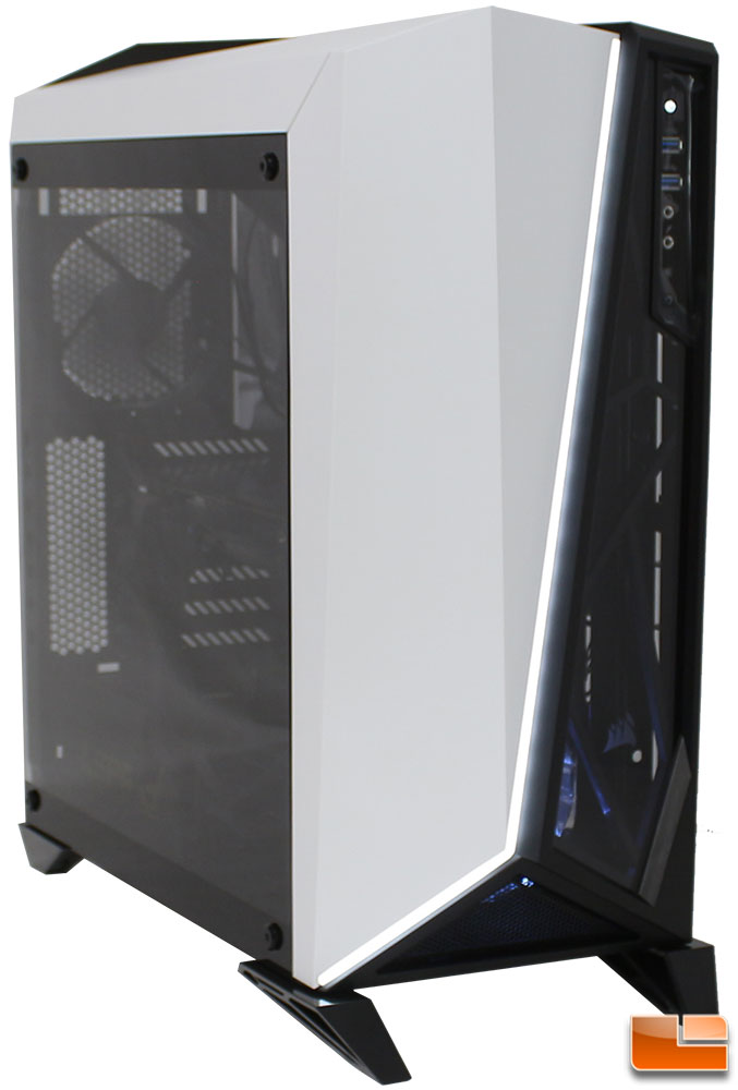 Corsair Carbide SpecOmega MidTower Case Review  Page 5